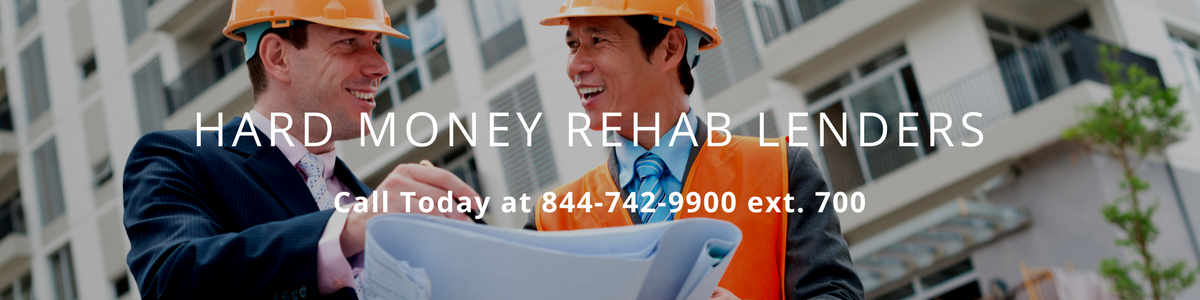 Hard money rehab loans