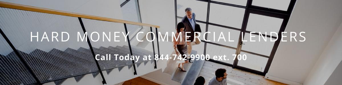 HARD MONEY COMMERCIAL LENDER Jacksonville, Central Florida & New York