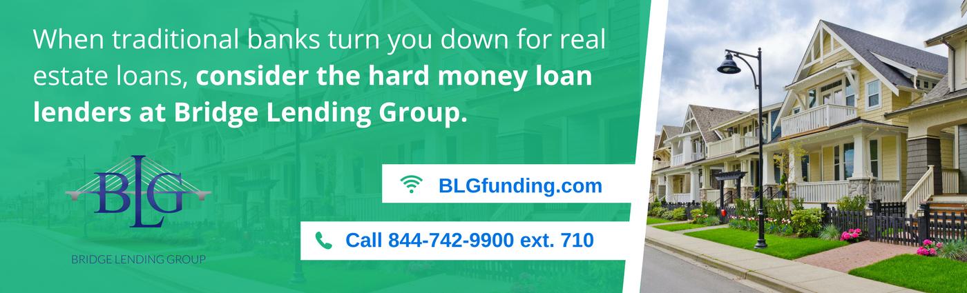 Hard Money Loan Lenders